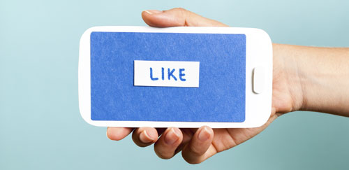 Facebook Like Mobile